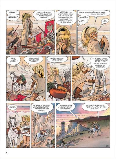 Page 6 aria tome 26 - le jardin de baohm