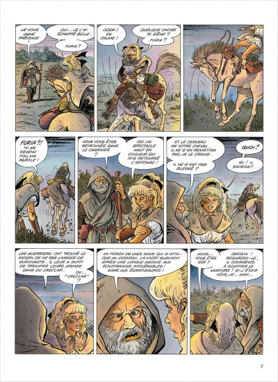 Page 7 aria tome 26 - le jardin de baohm