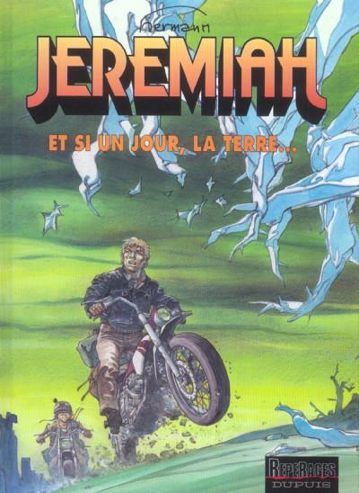 image de jeremiah tome 25 - et si un jour, la terre...