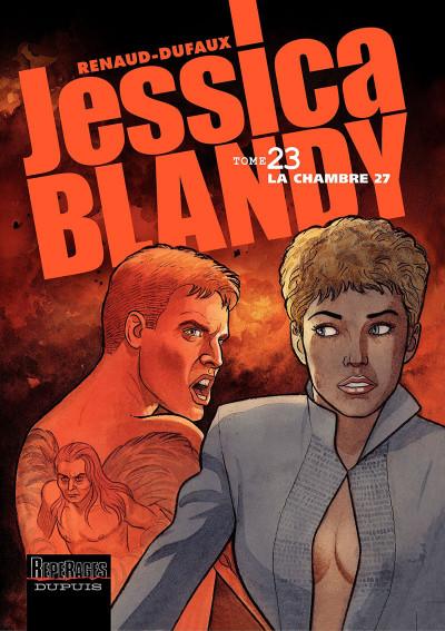 Couverture Jessica Blandy tome 23 - la chambre 27