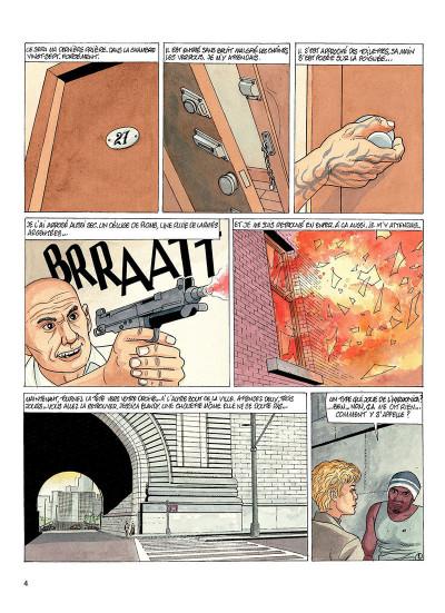 Page 3 Jessica Blandy tome 23 - la chambre 27