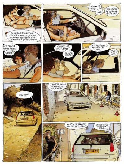Page 1 chute de vélo