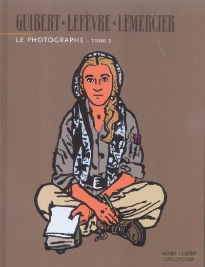 Couverture le photographe tome 2