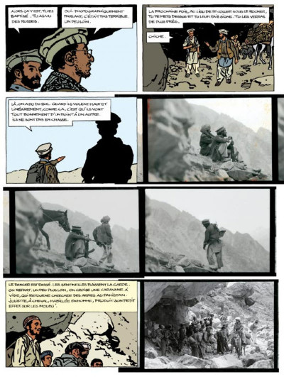 Page 2 le photographe tome 2