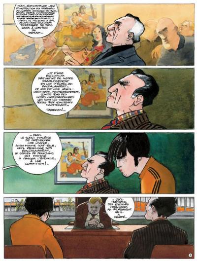 Page 2 l'enragé tome 1