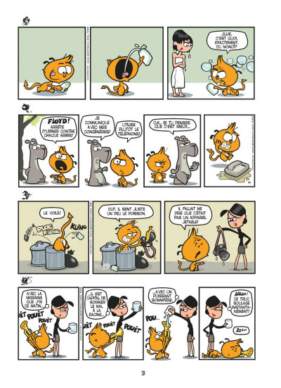 Page 3 nelson tome 2 - catastrophe naturelle