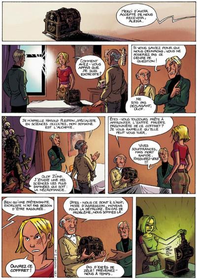 Page 1 les démons d'alexia tome 1 - l'héritage