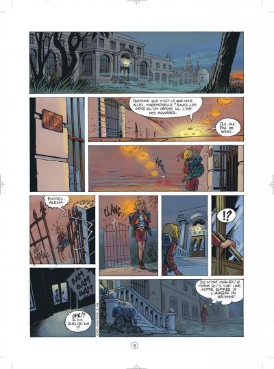 Page 6 les démons d'alexia tome 1 - l'héritage