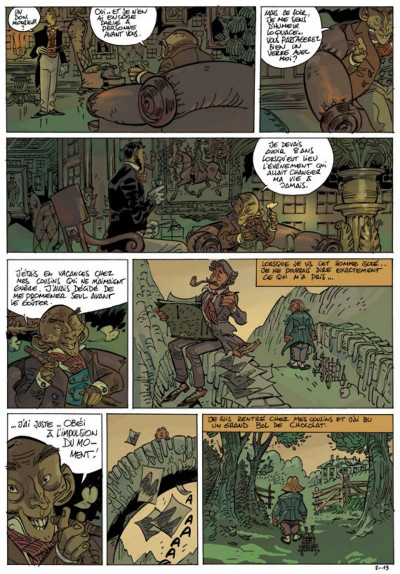 Page 2 green manor tome 3 - fantaisies meurtrières
