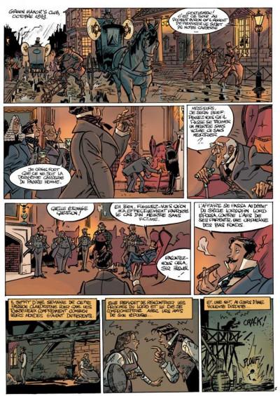 Page 1 green manor tome 1 - assassins et gentlemen
