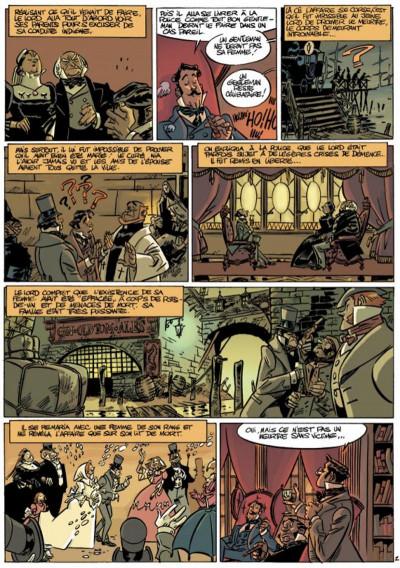 Page 2 green manor tome 1 - assassins et gentlemen