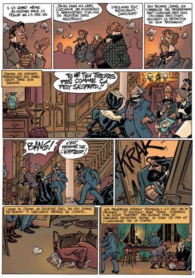 Page 3 green manor tome 1 - assassins et gentlemen