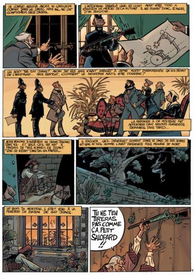 Page 4 green manor tome 1 - assassins et gentlemen