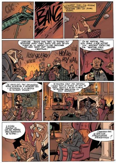 Page 5 green manor tome 1 - assassins et gentlemen