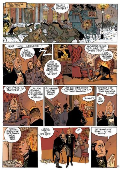 Page 1 green manor tome 2 - de l'inconvenient d'être mort