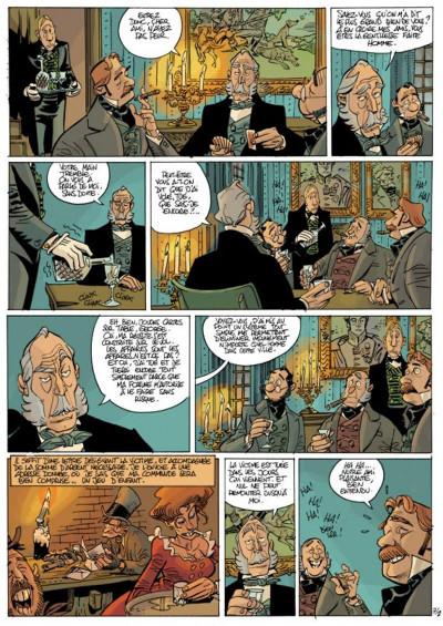 Page 2 green manor tome 2 - de l'inconvenient d'être mort