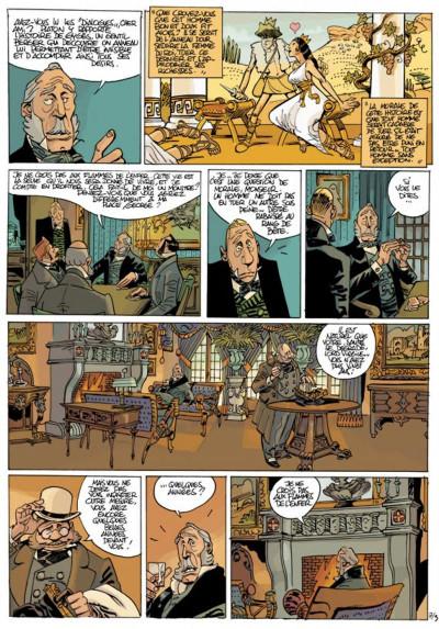 Page 3 green manor tome 2 - de l'inconvenient d'être mort