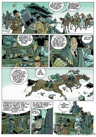 Page 4 green manor tome 2 - de l'inconvenient d'être mort