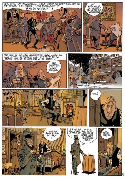 Page 5 green manor tome 2 - de l'inconvenient d'être mort