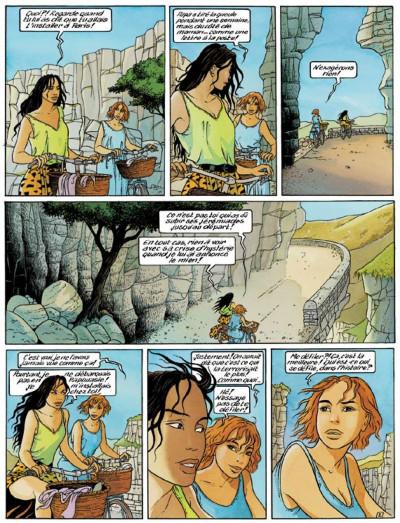 Page 2 secrets, l'écharde tome 1