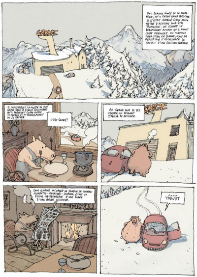 Page 4 salvatore tome 1 - transports amoureux