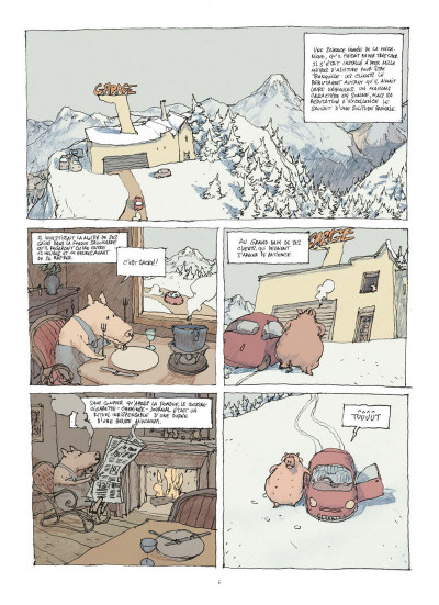 Page 6 salvatore tome 1 - transports amoureux