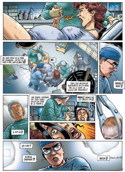 Page 1 pandora box tome 1 - l'orgueil