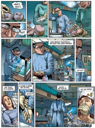Page 2 pandora box tome 1 - l'orgueil