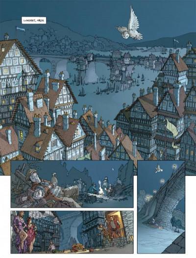 Page 1 les corsaires d'alcibiade tome 1 - elites secrètes