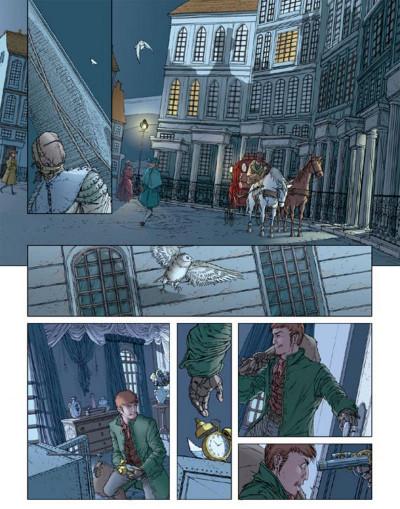 Page 2 les corsaires d'alcibiade tome 1 - elites secrètes