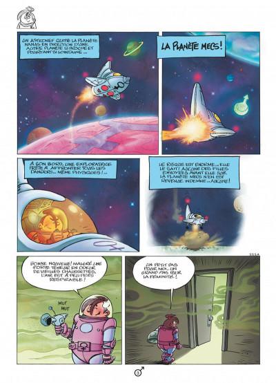 Page 3 tamara tome 3 - tout est bon dans le garcon