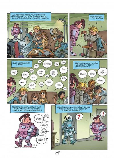 Page 4 tamara tome 3 - tout est bon dans le garcon