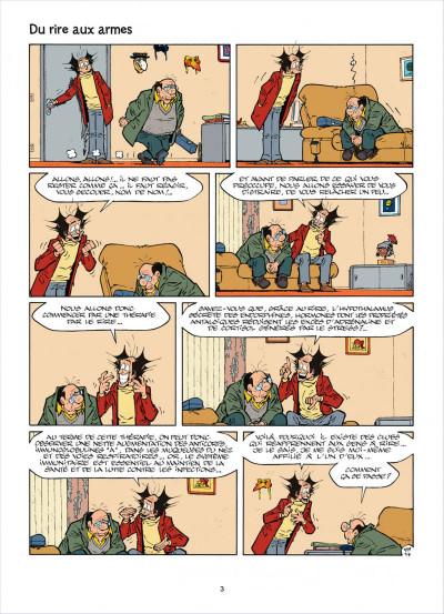 Page 3 les psy tome 13 - vous disiez?