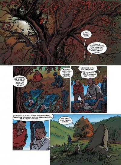 Page 1 les démons d'alexia tome 2 - stigma diabolicum