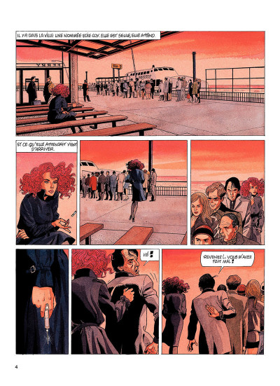 Page 3 Jessica Blandy tome 24 - les gardiens