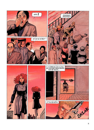 Page 4 Jessica Blandy tome 24 - les gardiens