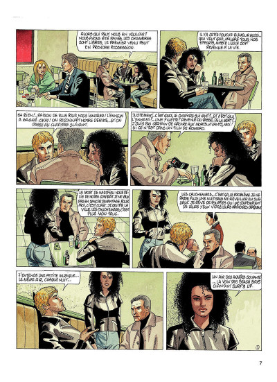 Page 6 Jessica Blandy tome 24 - les gardiens