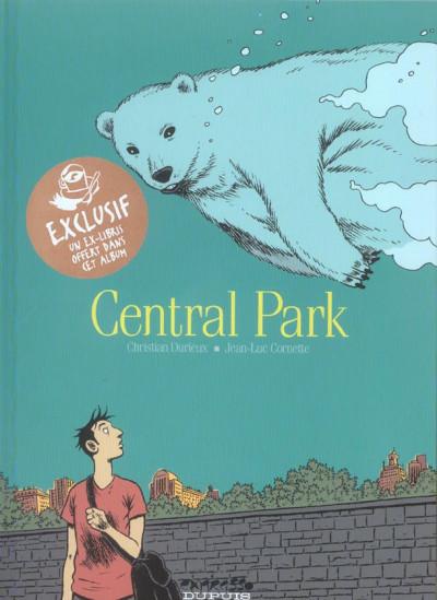 image de central park