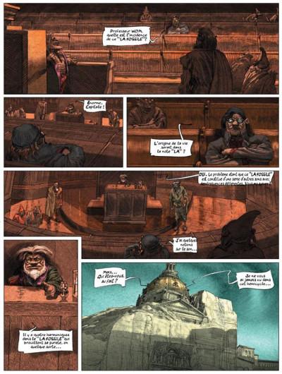 Page 4 dans les villages tome 5 - l'école de la cruauté