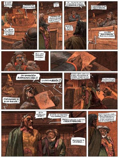 Page 5 dans les villages tome 5 - l'école de la cruauté