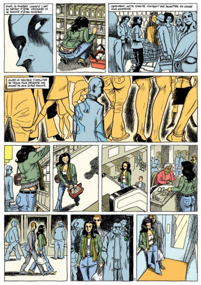 Page 2 incognito tome 1 - victimes parfaites