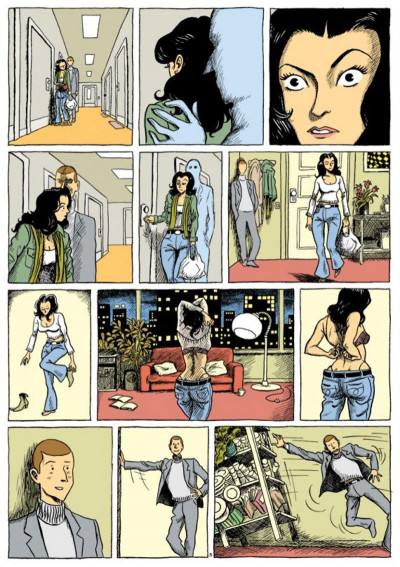 Page 3 incognito tome 1 - victimes parfaites