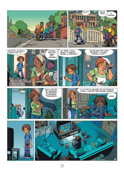 Page 3 Seuls tome 1