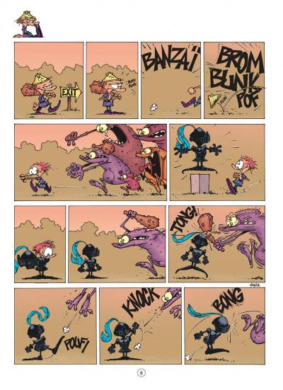 Page 6 game over tome 2 - no problemo