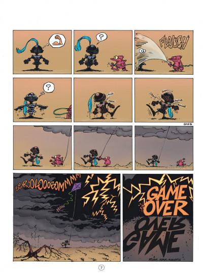 Page 7 game over tome 2 - no problemo