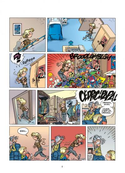 Page 5 cédric tome 20 - j'ai fini !