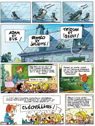 Page 1 jojo tome 15 - une fiancée pour papa