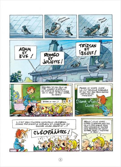 Page 3 jojo tome 15 - une fiancée pour papa