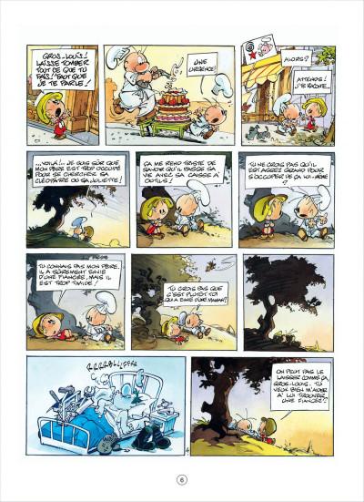 Page 6 jojo tome 15 - une fiancée pour papa