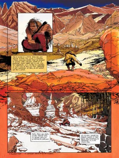 Page 1 pema ling tome 1 - de larmes et de sang